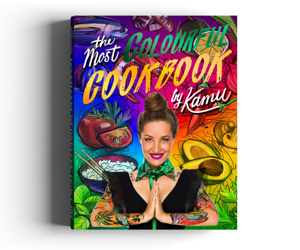 The Most Colourful Cookbook